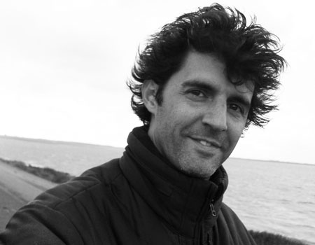 Singender Poet aus Zürich
