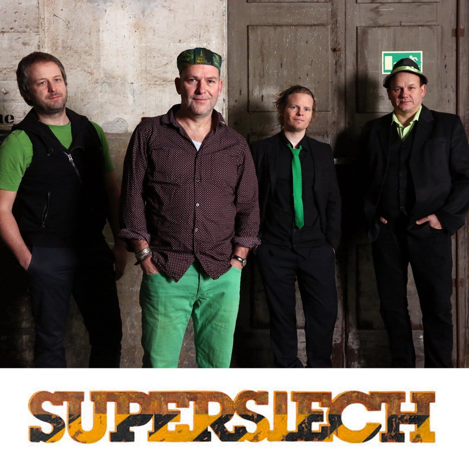 Supersiech, die freche Band aus Solothurn