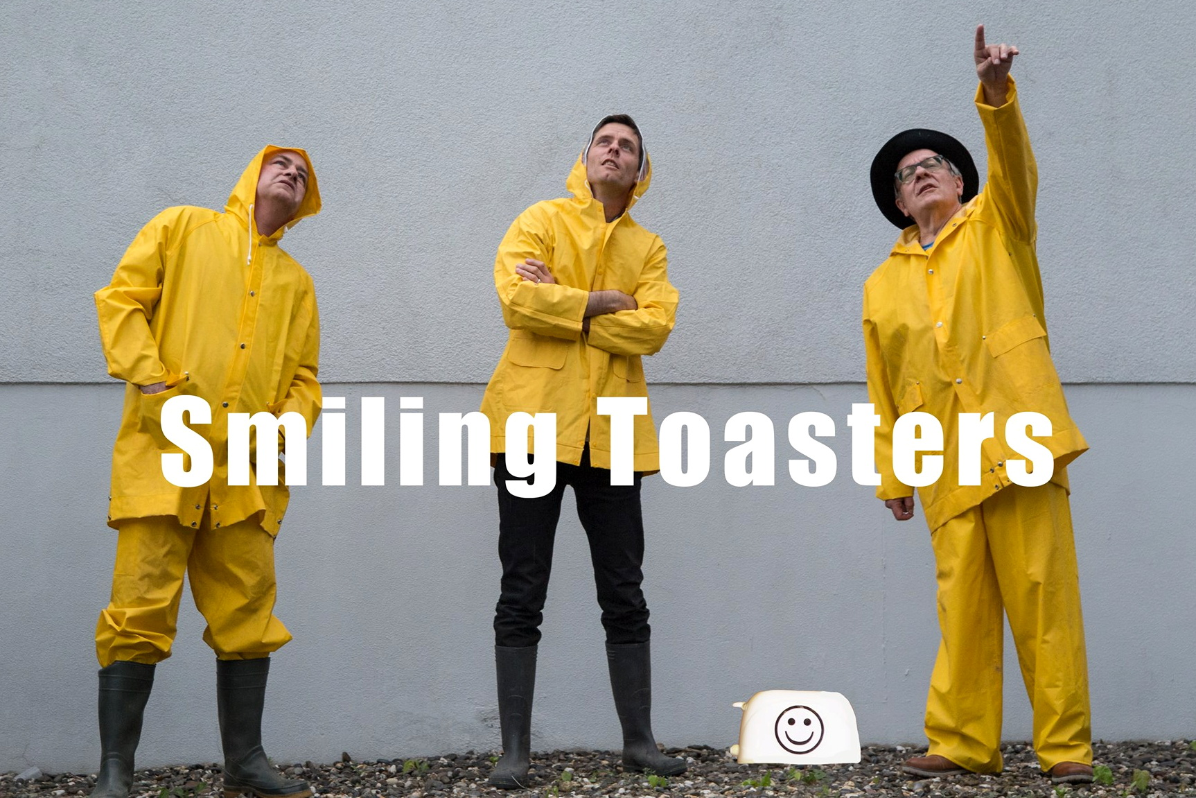 Smiling Toasters